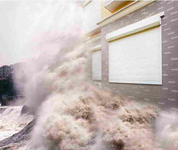 Hurricane Roller Shutter for Window & Door