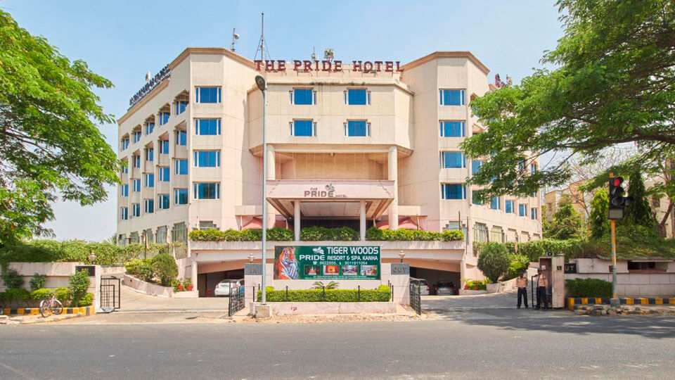 Pride Hotel in Nagpur
